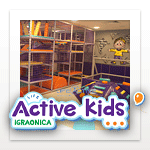 Life Active Kids logo